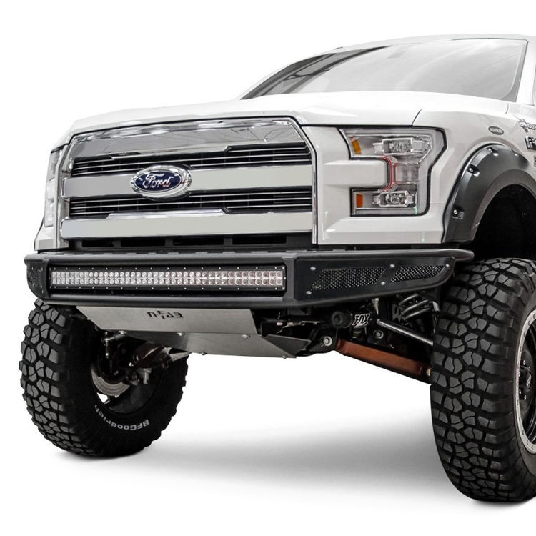 Picture of FRONT SUB BUMPER METAL type B (DES-NFAB)-Ford F150