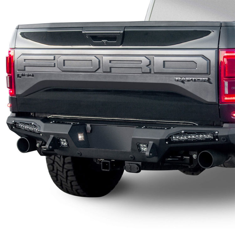 Picture of Rear bumper steel off road-Ford F150
