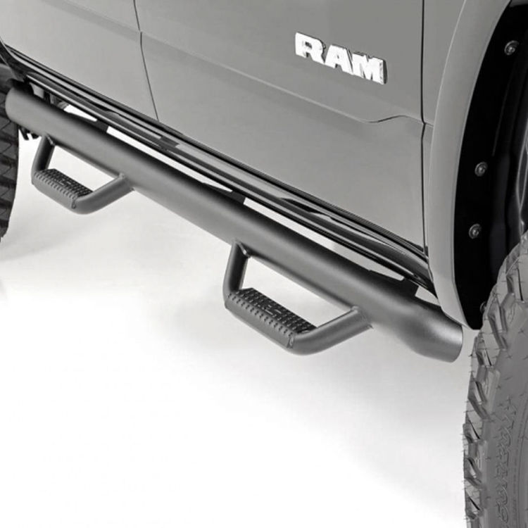 Picture of OFF-ROAD Side Steps-Dodge Ram