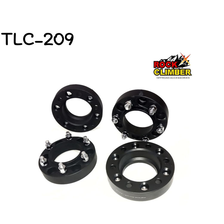 Picture of W-6011-6x139.7/106.2CB30mm/12x1.5 FJ CRUISER WHEEL SPACERS