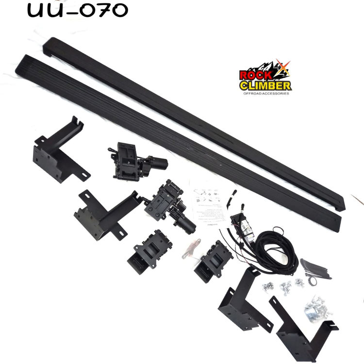 Picture of DODGE RAM 2011-2018 SIDE STEP AUTOMATIC 4DR